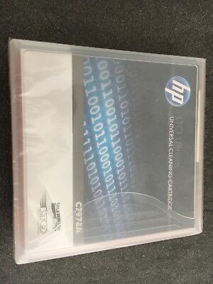 HP LTO, C7978A, Universal Reinigungskassette, Cleaning Cartridge, NEU