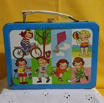 Campbell Soup Kids Lunch Box