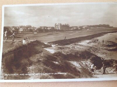Old Course & Marine Hotel, NORTH BERWICK