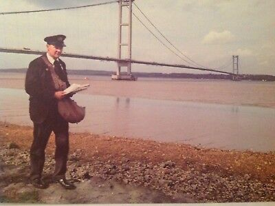 The Humber Bridge - Series NEPR 11. Post Office Picture Card Series