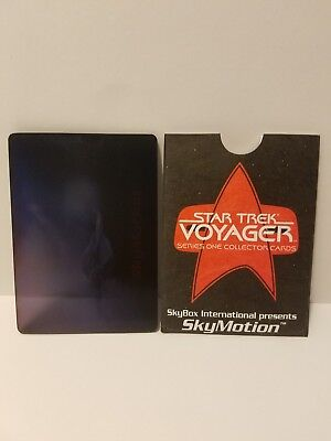 Star Trek Deep Space Nine Skymotion Collector Card