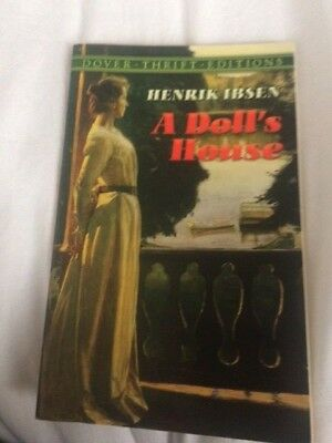 A Doll's House by Henrik Ibsen (Paperback, 1992)