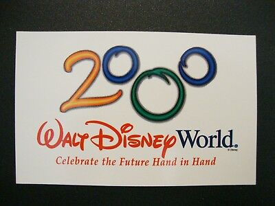 2000 Walt Disney World RIVER COUNTRY Water Park 1-Day Admission Ticket MKC