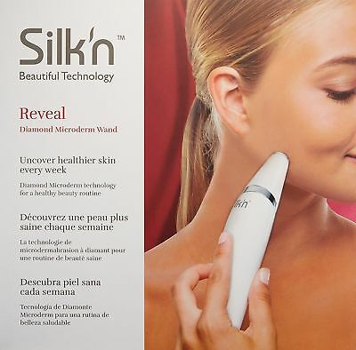 Silk'n Reveal Diamond Microderm Wand PK112291A (57051)