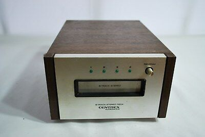 Vintage Centrex by Pioneer 8 Track Stereodeck TH-30