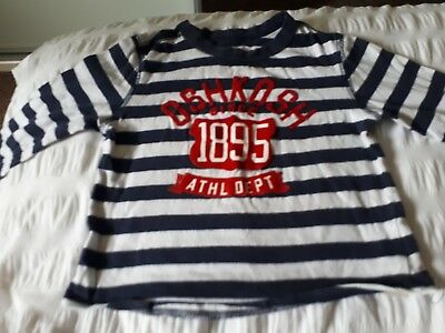 Boys Oshkosh T Shirt size 24 months