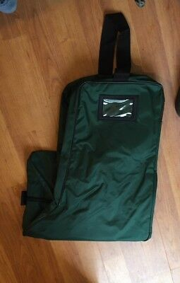 Welly boot bags Dark Green