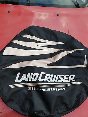 """Spare Wheel Tyre Soft Cover 30-31"""" for TOYOTA Land Cruiser 30th anniversary"""