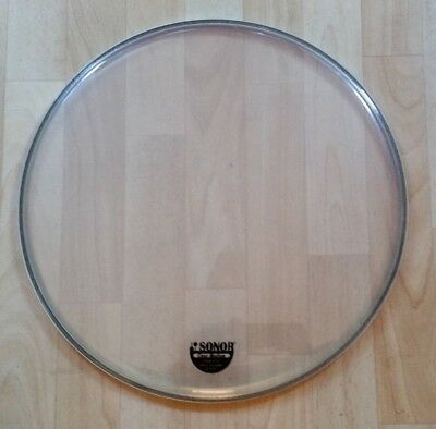 """Sonor Remo USA Fell 16"""" Clear 1 lagig"""