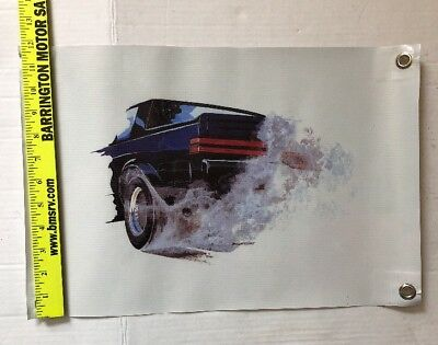 """Buick Grand National GNX 12"""" By 18"""" Banner"""