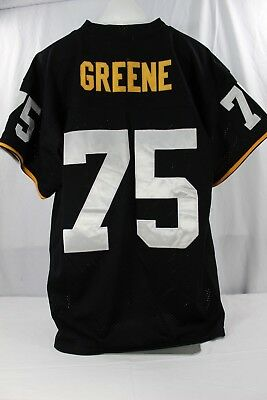 on sale 6eacd 88591 VINTAGE MITCHELL & Ness Pittsburgh Steelers Joe Greene 75 ...