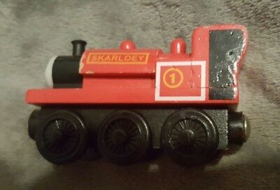 Skarloey - Wooden Toy Train - Thomas the Tank Engine and Friends