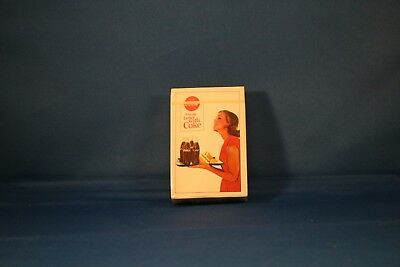 """Coca-Cola Playing Cards - 1963 """"things go better with Coke"""""""