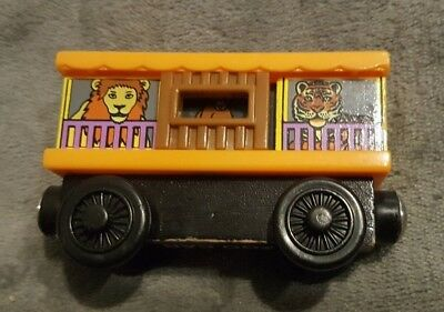Zoo Car - Wooden Toy Train - Thomas the Tank Engine and Friends
