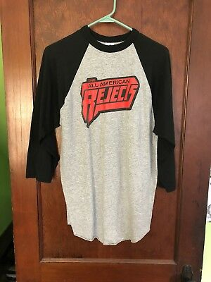 All-American Rejects Baseball T-shirt Barely Used Good Condition Adult Large L