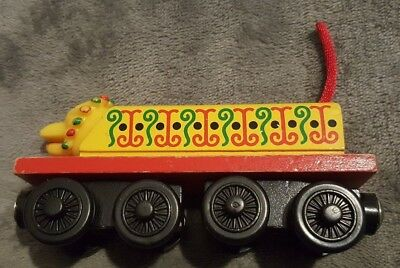 Chinese Dragon - Wooden Toy Train - Thomas the Tank Engine and Friends