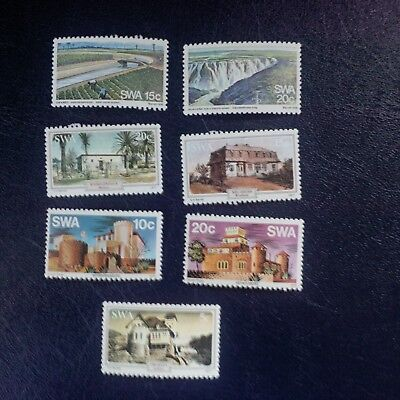South West Africa MNH Topicals
