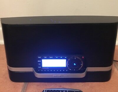 Sirius XM Speaker Dock Portable Satellite Radio SXABB1 Boom Box