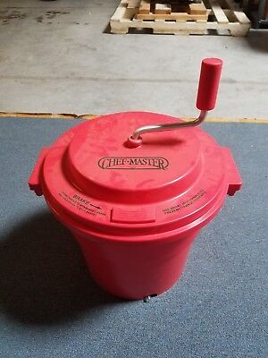 Chef Master Salad Spinner 5 Gallon - Slightly used in great condition