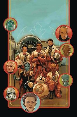 Star Wars Poe Dameron #31 (Finale) (Marvel 2018) - 9/26/18