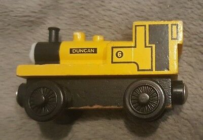 Duncan - Wooden Toy Train - Thomas the Tank Engine and Friends