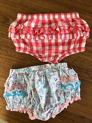 COUNTRY ROAD & PUMPKIN PATCH baby girls nappy pants