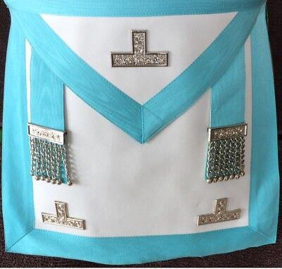 Masonic WM Apron