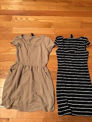 Dresses Size Small X Small Forever 21 H&M Lot Of Two