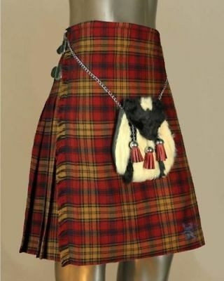 Extra Charges of 8 yard kilts
