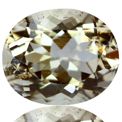 3.22 Ct ct SHIMMERING RARE UNHEATED BEST LUSTROUS YELLOW SCOPALITE !