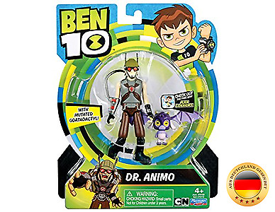 Ben 10 Action Figuren – DR Animo