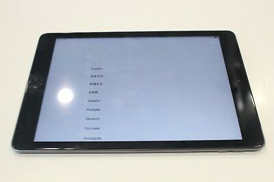 For Parts - Apple Ipad 5th Generation Space Grey