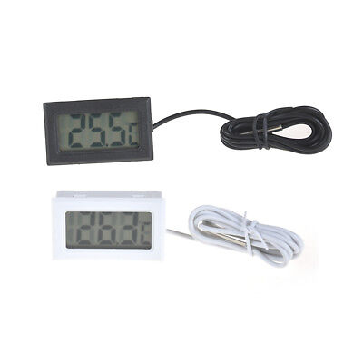 Mini Digital LCD High Temperature Thermometer With Probe Celsius_BC