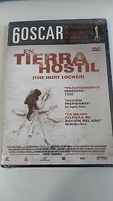 In Tierra Ostili Dvd Hurt Locker New Sealed Sigillata Nuova