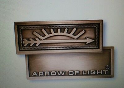 Arrow of Light - Boy Scouts of America Cub Scout Challenge Coin