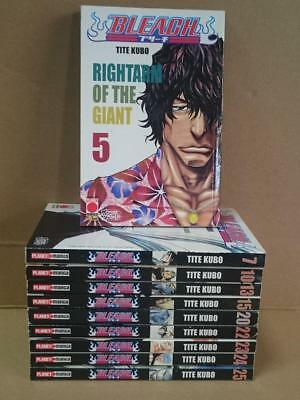 Bleach Prima Edizione - Lotto Di 10 Volumi  - Planet Manga