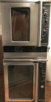 Moffat Turbofan 32 Electric Convection Oven & Turbofan 89 Proofer/Holding Cab