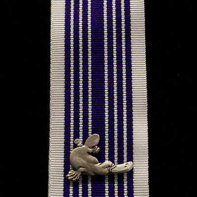 AFP Commissioners Commendation for Conspicuous Conduct + 300mm Ribbon