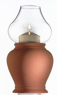 Candola Miracle Lamp Candol Modell Amphora terracotta