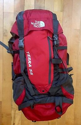 44716cbff THE NORTH FACE Mens Terra 35 Hiking / Climbing Backpack 35 Liter ...