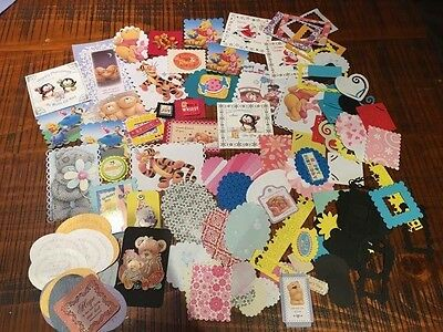 25+ Card Toppers and Scrapbooking Embellishments