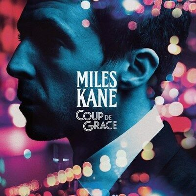 Miles Kane - Coup De Grace - CD Album (Released 10th August 2018) Brand New