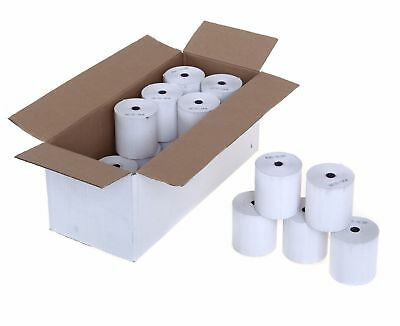 Thermal Paper Credit Card Machine Till Rolls ~ 57x40 mm 20 Rolls Fast Delivery