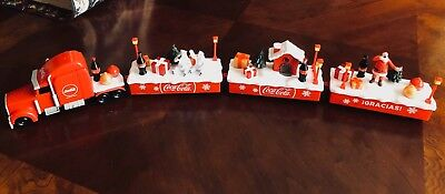 Special Edition Coca Cola Mexico Christmas Truck Die-Cast