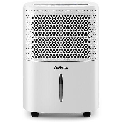 Pro Breeze® 12L Portable Dehumidifier with 4 Modes, Digital Display & Timer