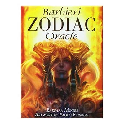 9788865274736 Zodiac oracle. Con 26 carte - Paolo Barbieri