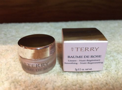By Terry Baume de Rose Smoothing Lip Treatment Balm Boxed Trial Size .1 oz/3 g