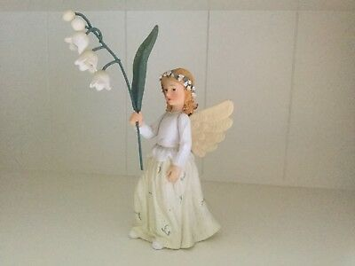 Wildflower Angels Lily-of-the-Valley Demdaco Kathy Killip 2002