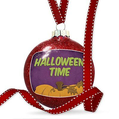 Christmas Decoration Halloween Time Halloween Pumpkin Top Ornament
