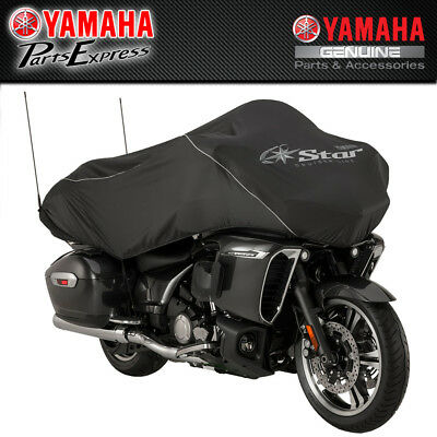 Yamaha Eluder Mini Day Cover Microfiber With Reflective Piping 2Dg-F81A0-T0-00
